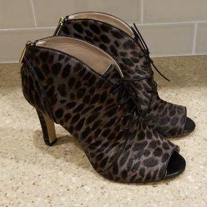 Louise et Cie Leopard Booties